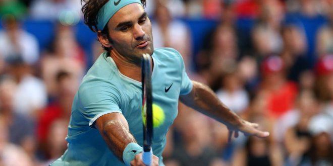 Federer Evans Hopman Cup
