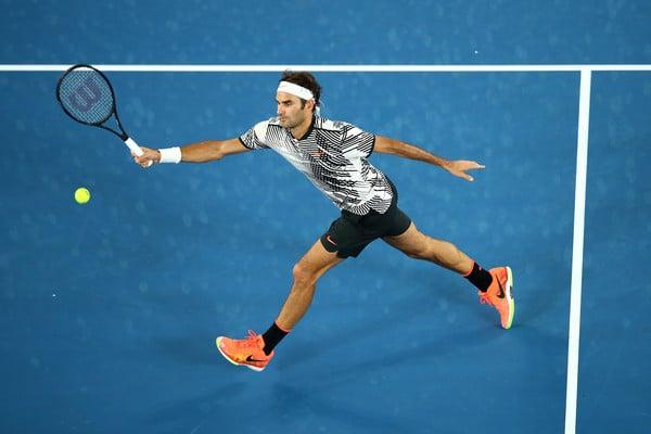 Federer Melzer Australian Open 1st Round