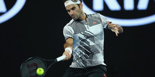 Federer Melzer Australian Open 2017