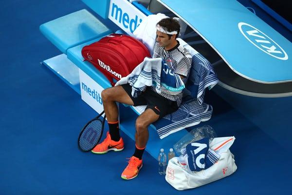 Federer Nishikori Melbourne 2017
