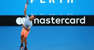 Federer Zverev Hopman Cup