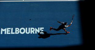 Federer vs. Rubin Australian Open