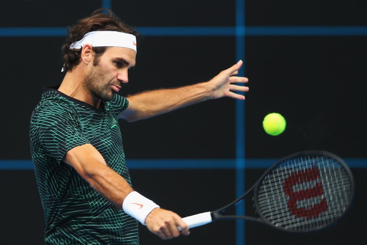 Roger Federer S Outfit For The Australian Open 2017