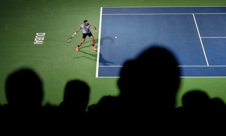 Federer Dubai 1st Round 2017