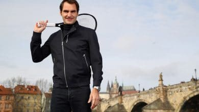 Photo of Roger Federer's Outfit for Dubai, Indian Wells and Miami 2017