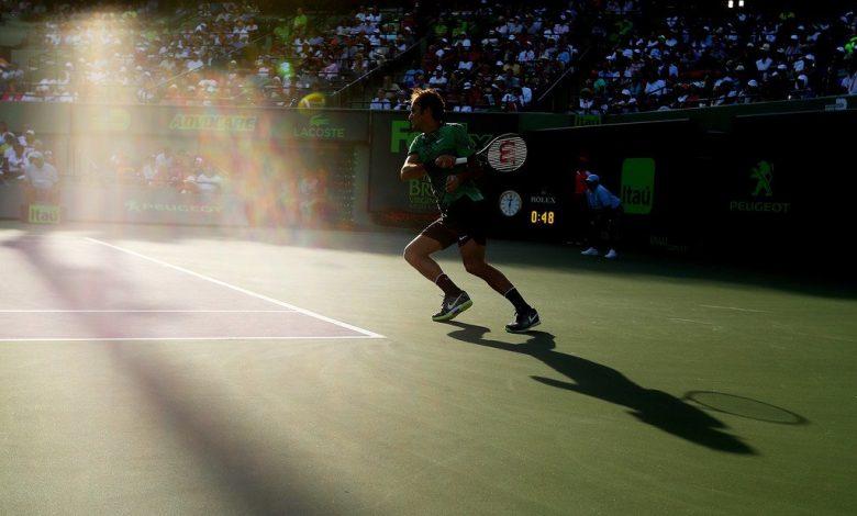 Federer Agut Miami 2017
