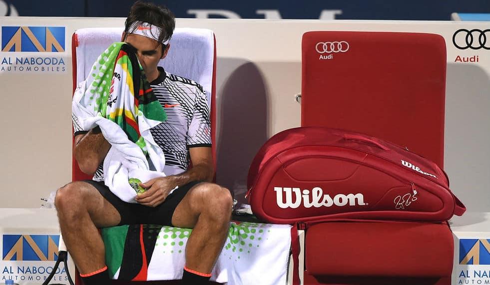 Photo of Federer Falls to Donskoy in Dubai