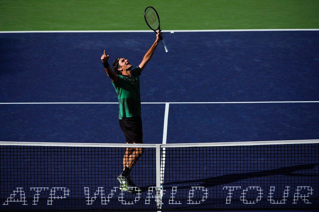 Federer Indian Wells Final 2017
