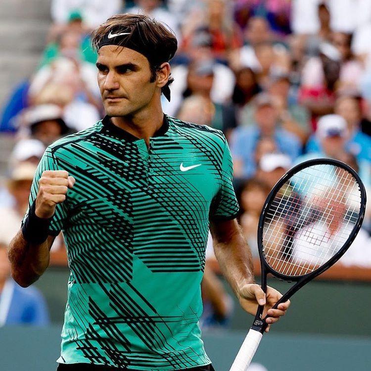 Máquina de escribir superávit Negligencia médica  Federer Neutralises Nadal To Make Indian Wells Quarter Final - peRFect  Tennis