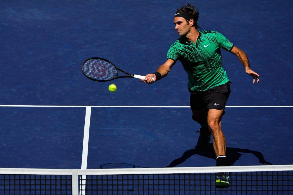 Federer Indian Wells Semi Final 2017