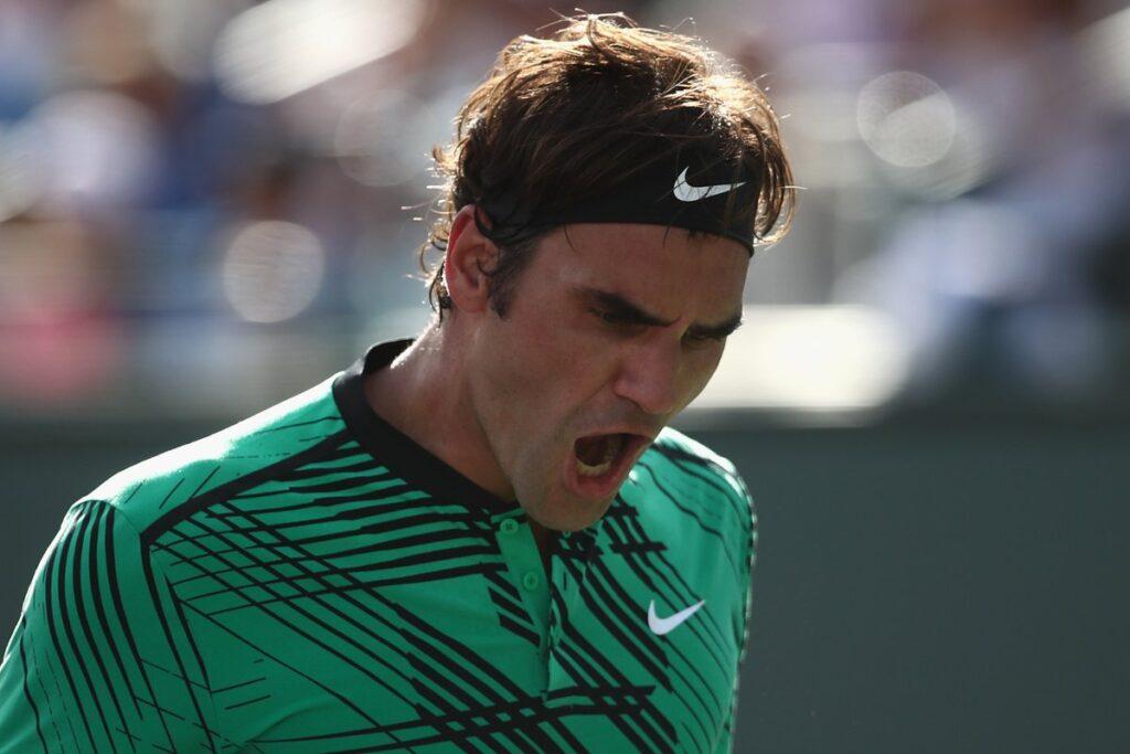 Federer Miami Quarter Final 2017