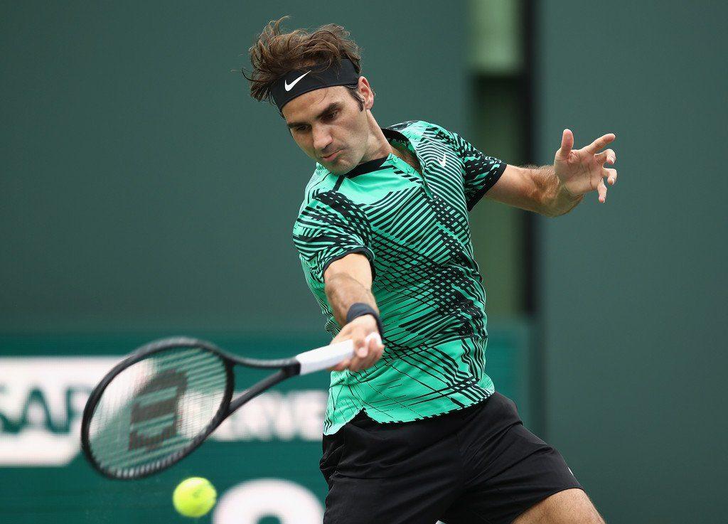 Federer Miami Tiafoe 2017