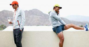 Federer Nadal Indian Wells Chat 2017