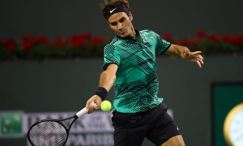 Federer Robert Indian Wells 2017
