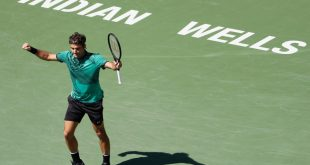 Federer into Final Indian Wells 17