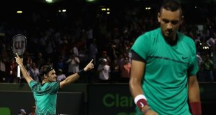 Fed Kyrgios 2017 Miami