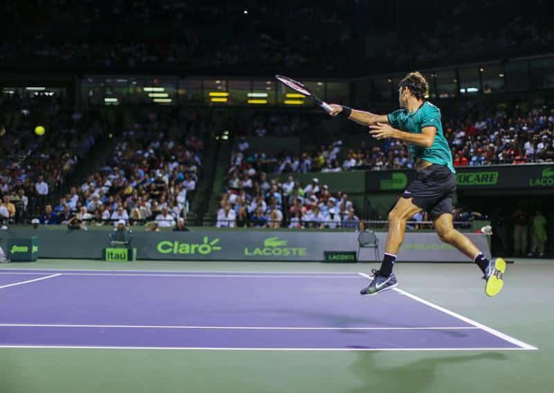 Federer Miami Semi Final 2017