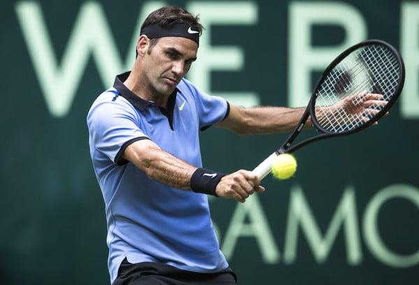 Federer Halle 1st Round 2017
