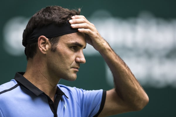 Federer Halle Sugita