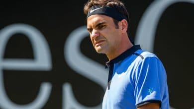 Federer Loses to Haas Stuttgart