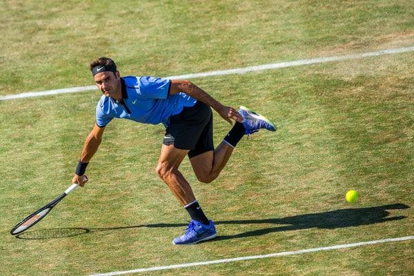 Federer Stuttgart 2nd Round 2017