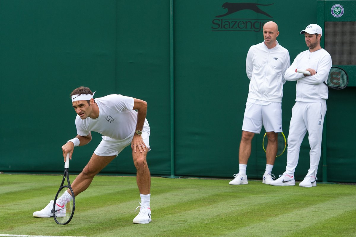 Wimbledon Draw 2017