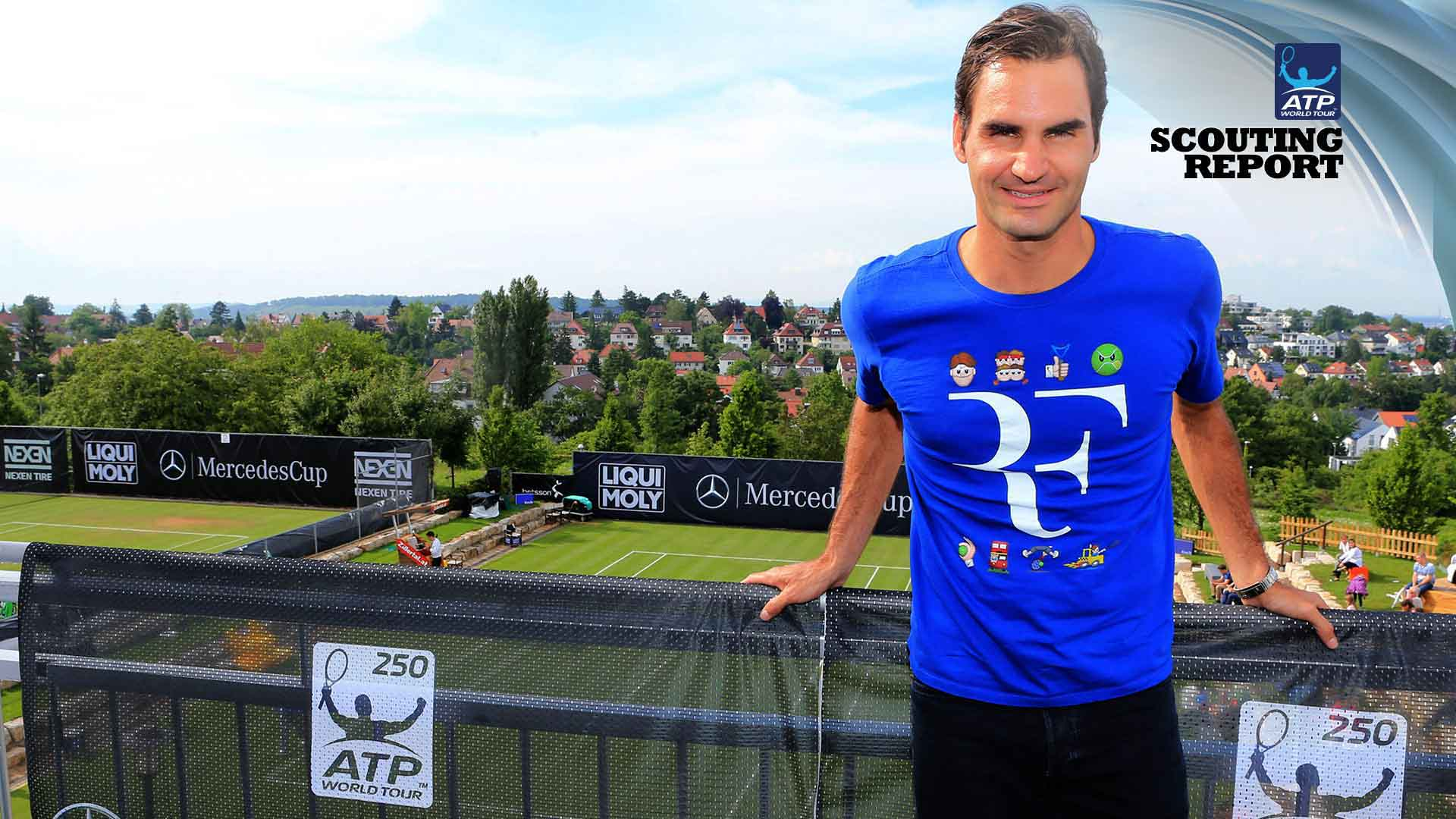 Photo of Mercedes Cup Draw 2017 – Federer Returns in Stuttgart
