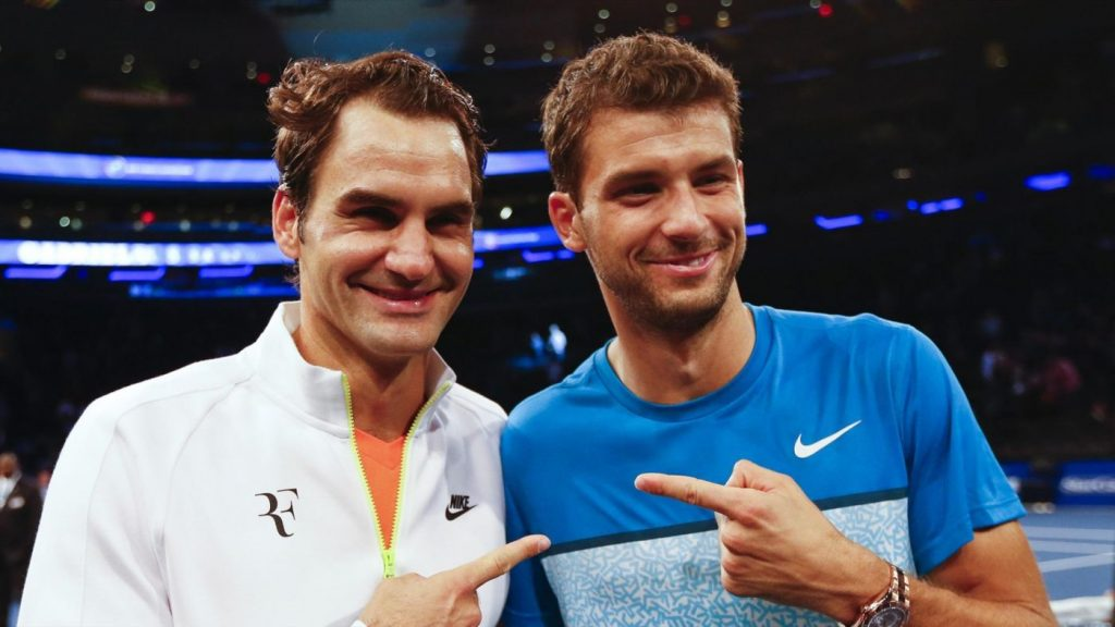 Fed Dimitrov Wimbledon