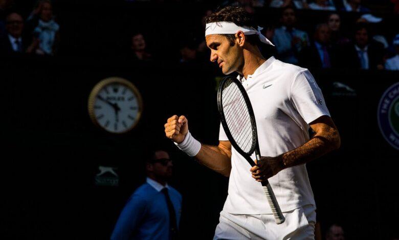 Federer Berdych Wimbledon 2017