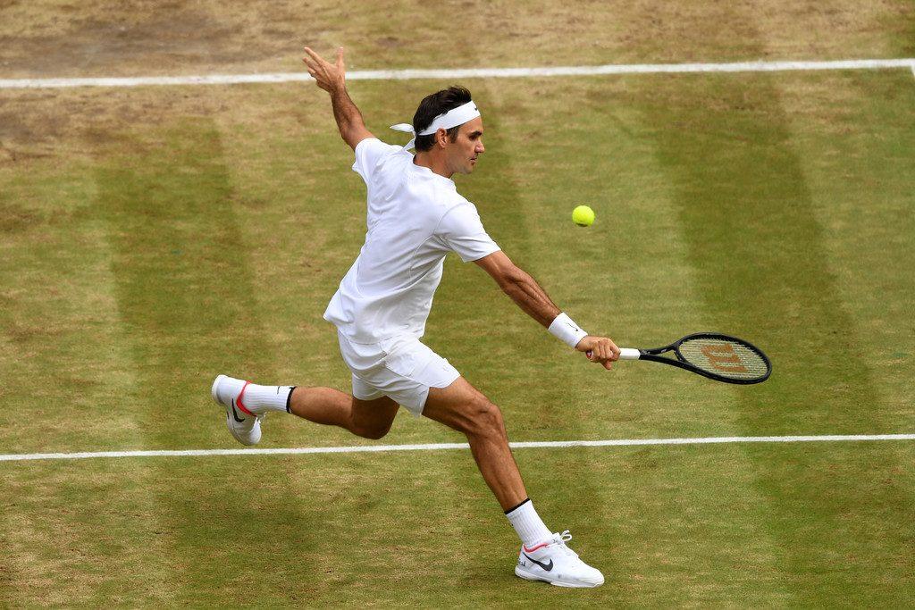 Federer Cilic Wimbledon Final