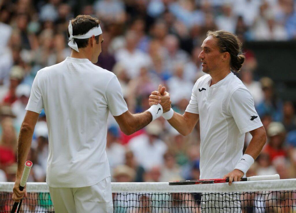 Federer Dolog Wimbledon 2017
