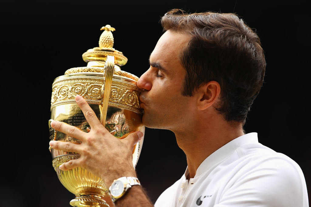 Federer Wimbledon 2017 Road To Victory