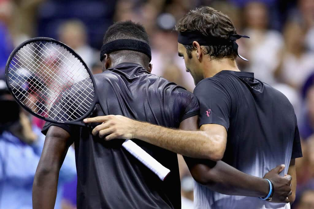 Fed Tiafoe US open 2017