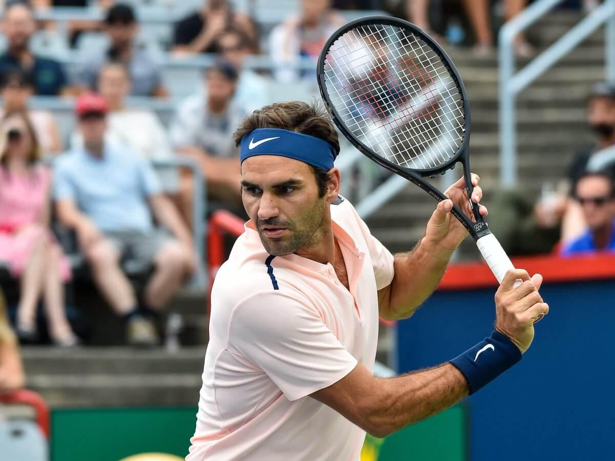Federer Coupe Rogers Ferrer