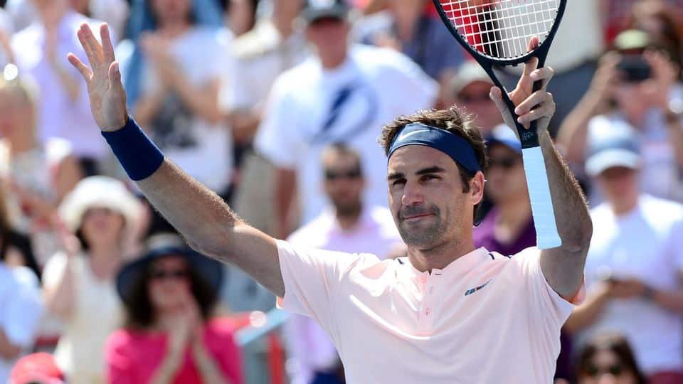 Federer Polansky Montreal 2017