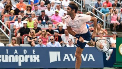 Photo of Federer Overcomes Ferrer Challenge in Montreal