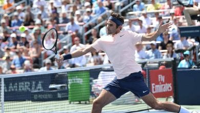 Photo of Federer Kicks Off Rogers Cup Campaign With Routine Win