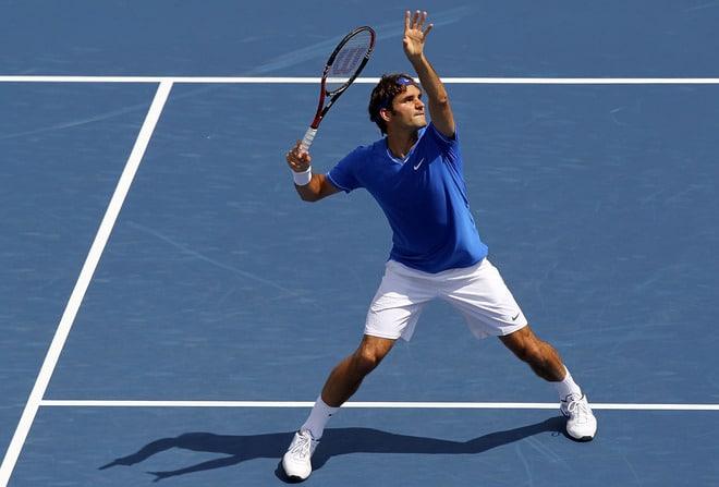 Federer Montreal