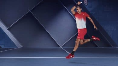 Photo of Roger Federer's Outfit for the US Open 2017