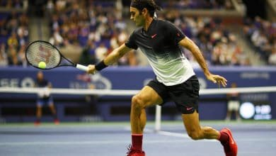 Photo of Federer Back Into Groove At US Open With Straight Sets Win
