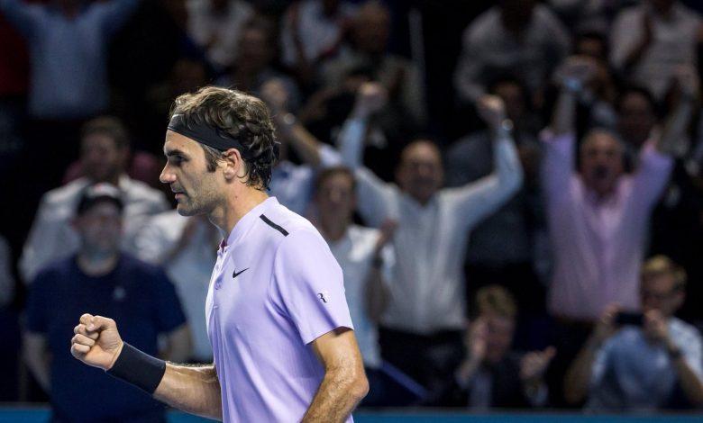 Federer Bael Quarter Final 2017