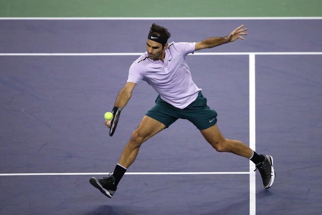 Federer Gasquet QF Shanghai