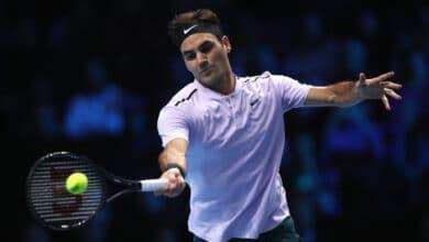 Federer Match 3 London 2017