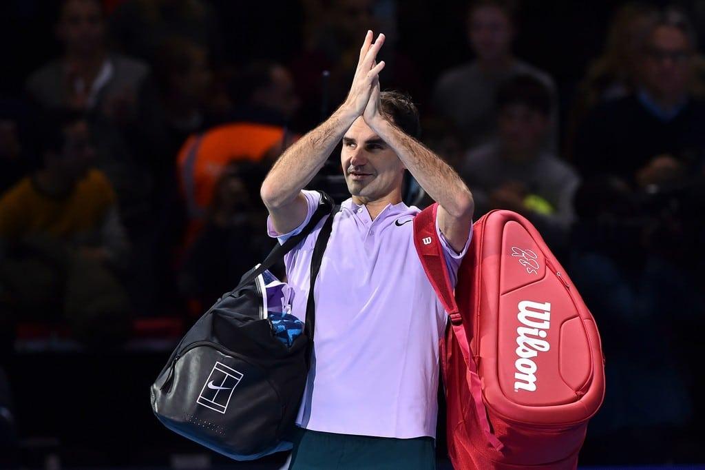 Federer Semi Final London 2017