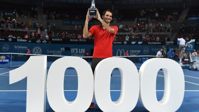 Photo of 1000 Best Shots Of Roger Federer's Career