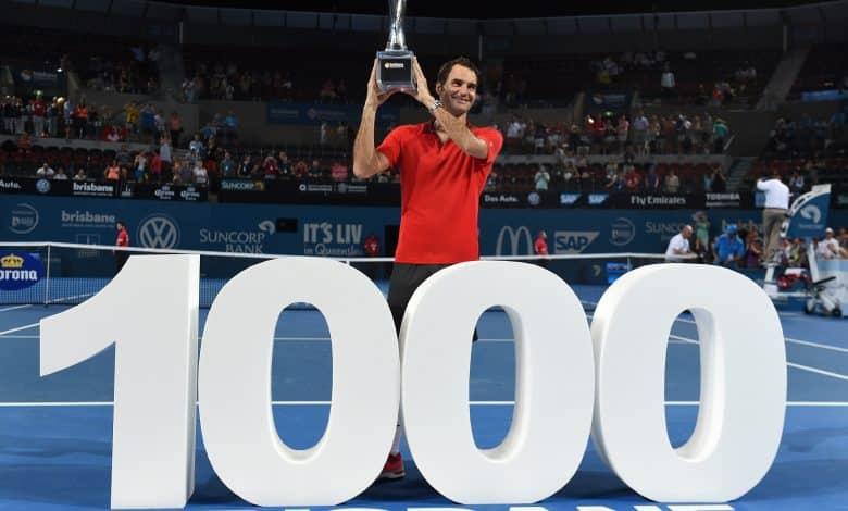 Federer 1000 Best Shots
