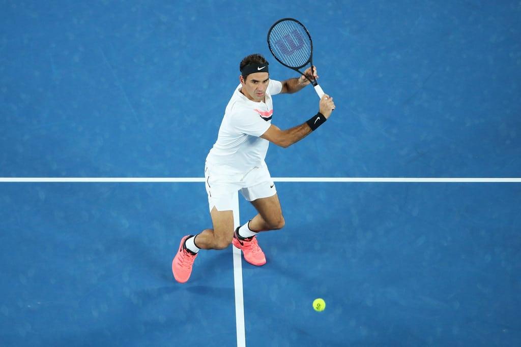 Federer Aus Open 2018 Final