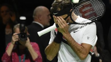 Photo of Federer Sees Off Haase in Rotterdam to Regain World Number One Spot