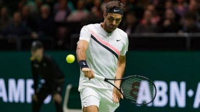 Photo of Federer Grinds Out Kohlschreiber Victory in Rotterdam