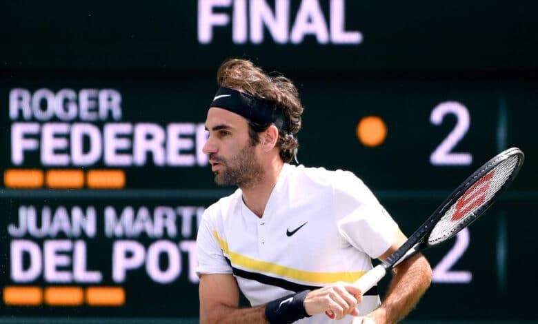 Federer Indian Wells 2018 Final